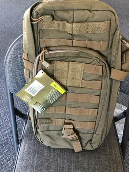 5.11 Tactical Rush Moab 10 backpack - SANDSTONE - New With T