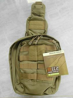 5.11 Tactical Rush Moab 6 BACKPACK - SANDSTONE - New with ta