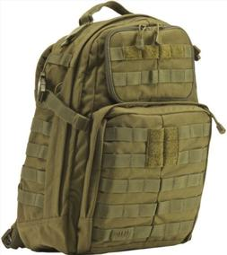 5.11 Tactical RUSH24 Backpack *OD GREEN* New with tags