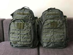 5.11Tactical RUSH72 Military Backpack tac od