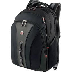"Wenger 600631 The LEGACY notebook carrying backpack 16"" Blac"