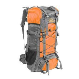 60L Camping Rucksack Waterproof Trekking Hiking Bag Backpack