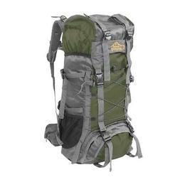 60L Outdoor Camping Hiking Climbing Large Bag Internal Frame