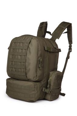 60L Outdoor Military Molle Tactical Backpack Sport Camping H