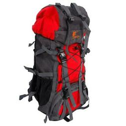 60L Outdoor Shoulder Backpack Climbing Camping & Hiking Bag