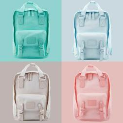 7L Small Macaron Candy Color Doughnut Women Travel Backpack
