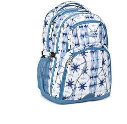 HIGH SIERRA $98 Blue Swerve Daypack Backpack UNISEX BAG WATE