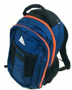ADIDAS DELUXE BLUE Black Atkins MEDIUM Backpack LARGE CAPACI