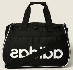 "ADIDAS Unisex Linear MINI Backpack Black White 8.5""H x 10.5"""
