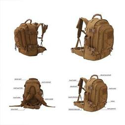 ARMYCAMOUSA Military Tactical Backpack Large 3 Day Army Moll