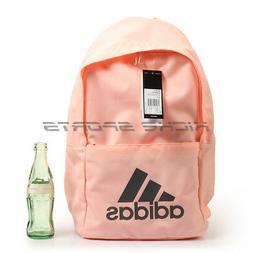Adidas Classic Backpack & BookBag Clear Orange/Night Met Lif
