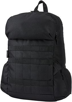 AmazonBasics Canvas Backpack for Laptops up to 15-Inches - B