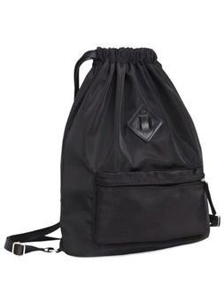 Backpack Waterproof Travel Sports Yoga Gym Drawstring Bag Tr