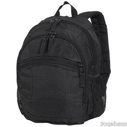 Everest Deluxe Small Backpack - Black