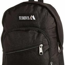 Everest Junior Slant Backpack - Black