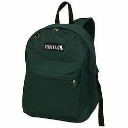 Everest Luggage Classic Backpack - Dark Green