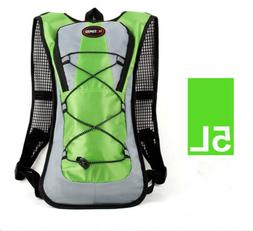 Green Oxford Outdoor Sports Waterproof Backpack Travel Campi