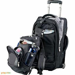 High Sierra® Business Travel 22 Wheeled Carry-On & Backpack