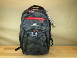 High Sierra Riprap Daypack Laptop Backpack 19.8 x 13.8 x 8.5