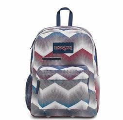 JanSport 'Digibreak' Laptop Backpack Sunrise Bouquet Grey