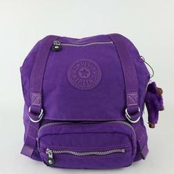 KIPLING JOETSU Small Backpack Tile Purple