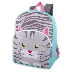 Kids Animal Friends Critter Backpacks For Boys & Girls With