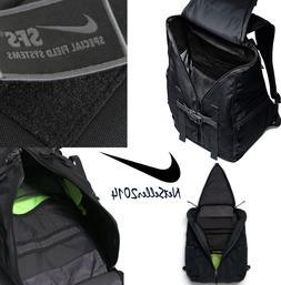 Mens Nike SFS Recruit Training Backpack BA5550-010 Black Bra