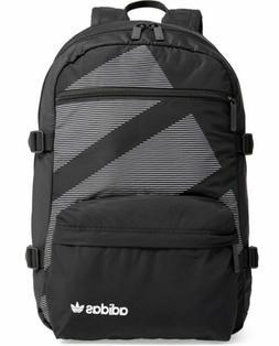 NEW ADIDAS Originals EQT National Backpack Black -- One Size