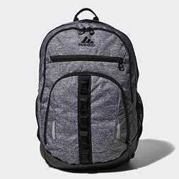 NEW Adidas Prime Iv Backpack Laptop Bag Prime 4 Grey & Black