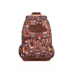NWT DISNEY STORE Solo: A Star Wars Story Backpack for Adults