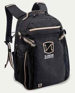 New Noble Ringside Backpack Black Free Shipping 2-3 day deli