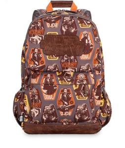 New With Tag Disney Star Wars Solo Backpack for Adults Lapto