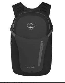 Osprey Packs Daylite Plus Backpack, Black, Hiking, Camping,