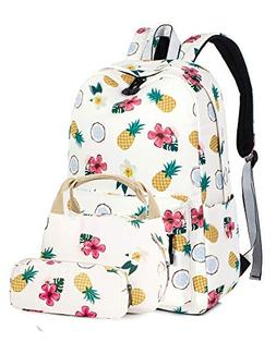 Leaper Pineapple Laptop Backpack School