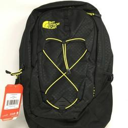 THE NORTH FACE  JESTER BACKPACK- LAPTOP SLEEVE-CHJ4- TNF BLA
