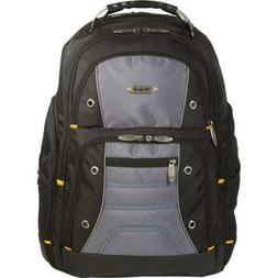 Targus Drifter II Backpack for 16-Inch Laptop, Black/Gray