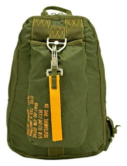 AC-USA Tactical Parachute Backpack Military Flight Style Pac