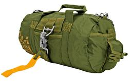 AC-USA Tactical Parachute Duffle Bag Military Flight Style C