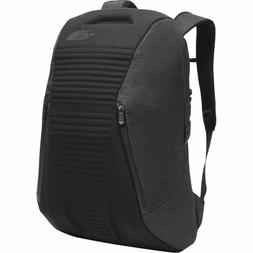 The North Face Access 22L Womens Backpack Black Heather Gray