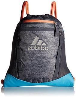 adidas Rumble II Sackpack, Onix Jersey/Bright Cyan/Onix/Chal