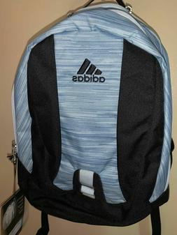 ADIDAS DELUXE BLACK Atkins YOUTH Backpack LARGE CAPACITY LAP