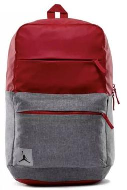 Nike Air JORDAN Pivot Colorblocked Classic Backpack Gym Red