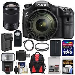 Sony Alpha A77 II Wi-Fi Digital SLR Camera & 16-50mm Lens wi