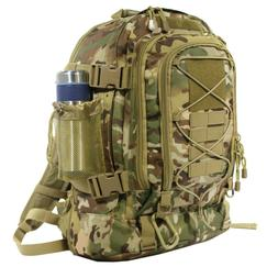 ARMYCAMOUSA  40L - 64L Outdoor Expandable Tactical Backpack