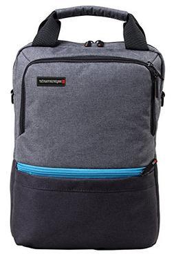Promate Ascend-Hb Premium Accented Slim Waterproof Backpack