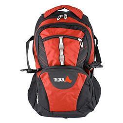 Askalitt Casual Durable Backpack, 35 Liter, 15 inch laptop +