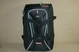 "High Sierra AT7 Carry-on Wheeled 26"" Duffel with Backpack St"