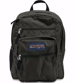 JANSPORT  AUTHENTIC  BIG STUDENT BACKPACK -  FORGE  GREY GRA