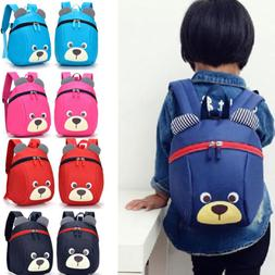 Baby Toddler Kids Mini Lovely Animal Backpack Schoolbag Shou