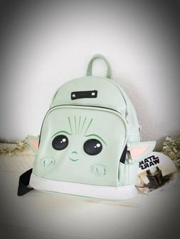 Baby Yoda Kids' Mini Backpack Grogu
